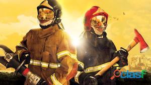 Curso bombeiro civil 2017