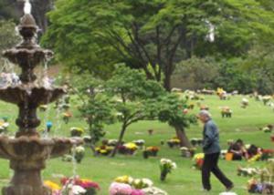 Jazigo cemitério morumby