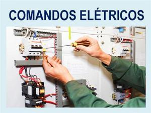 Curso de comandos elétricos (aos sábados)