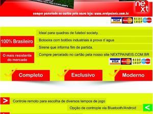 5c2b730438468 Placar eletronico society   OFERTAS Abril