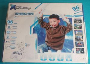 Video game xplay - xp89 interactive - 96 jogos