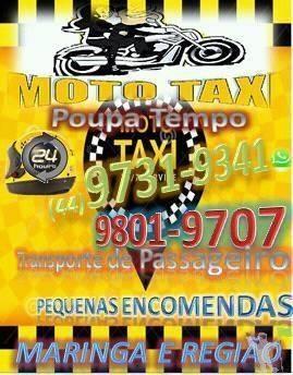 Moto taxi poupa tempo (44)99731-9341