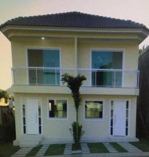 Casa duplex ilha de guaratiba