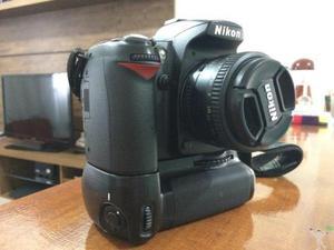 Câmera nikon dslr d90 - profissional