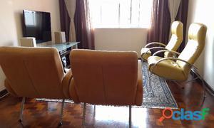 Apartamento reformado 3 dormitórios 104 m² no centro de santo andré.