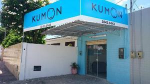 Kumon - unidade bancários