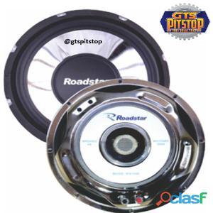 Alto falante sub 10 250w rms 4 r rs 1050br roadstar