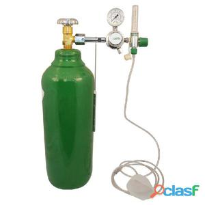 Kit de oxigênio para primeiros socorros   completo