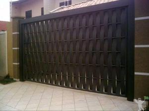 Mf soldas conserto e fabricação de grades e portões