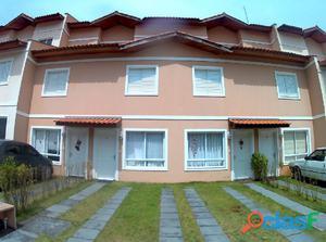 Lindo sobrado 3 dormitórios em condomínio fechado 117 m², são bernardo do campo   demarchi.