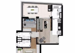 Oportunidade 71-102 m² - ao lado do metrô vila madalena