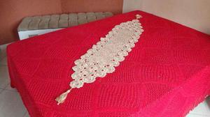 Colcha de croche - rio de janeiro