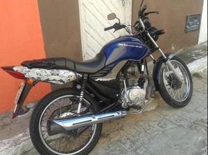 Moto - honda cg 125 - 2010/2009