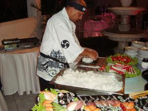 Buffet fabio festas churrasco e sushi