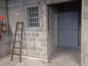 Excelente galpão comercial/industrial 509 m² em santo