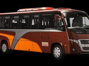 Micro ônibus rod volare dw9 marcopolo 32 lugares
