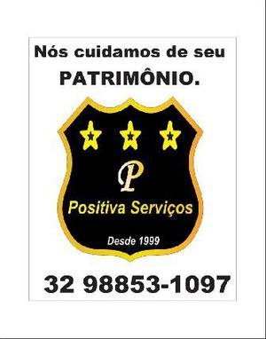 Positiva serviços-nós cuidamos de seu patrimônio