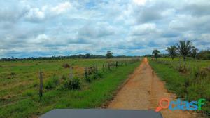 Fazenda de 2.000 hectares /826 alqueires;