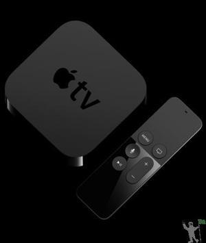 Apple Tv 4ª Geração 32gb Novo Lacrado Novo Apple Tv Mgy52