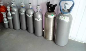 Co2 medicinal e oxigênio