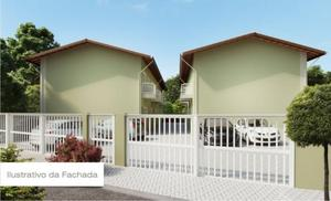 Condomínio fechado Novo 50mts da Praia