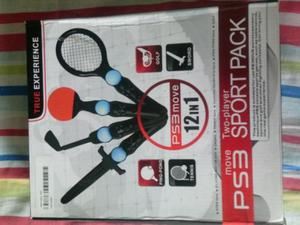 Kit two-player 12-in-1 ps3 sport pack