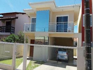 Casa duplex 3 quartos com edícula - ingleses - floripa/sc