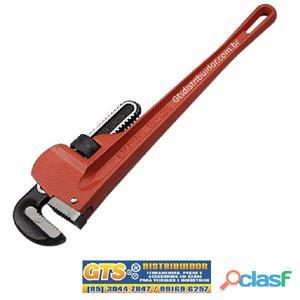 Chave de Grifo para Tubos 18 Pol. STANLEY 87625 Utilizada em canos hidráulicos etc
