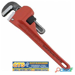 "Chave para Tubo (Grifo) 8"" Stanley"