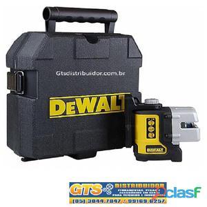 Laser Auto Nível de Ponto/ Esquadro 3 Linhas e 4 Pontos Dewalt   DW089KBR   PRODUTO NOVO COM NOTA F