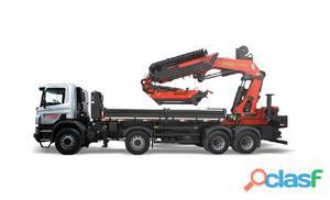 Caminhão munck transporte e remoção de maquinas industriais em cotia sp