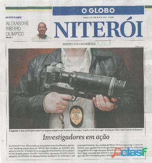 Detetive aguiar escritório próprio em niterói