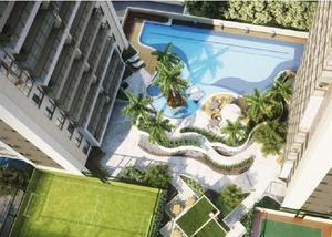 Choice recreio residence - 3 quartos