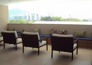 Imperdível - apartamento frente, varanda 3 quartos- recreio