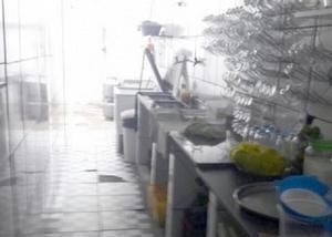 Largo do aarão - passa o ponto - restaurante self-service