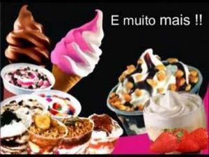Locação máquina sorvete expresso - brasilandia