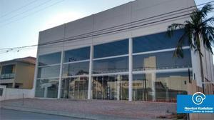Aluga ampla sala comercial 700m2 área central navegantes