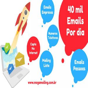 Melhor software de email marketing e prospecção comercial