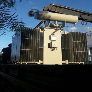 Transformador 2500 kva 380/220 ou 220/127v