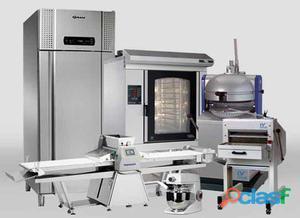 Manutenção e reparos em equipamentos de padarias e confeitarias