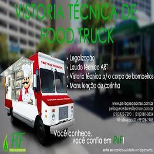 Técnico em food truck