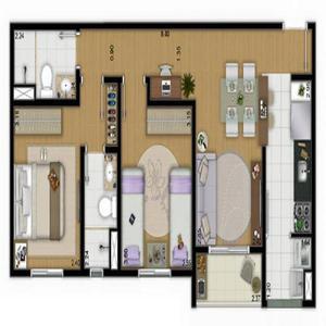 Apartamento brisas bosque itirapina
