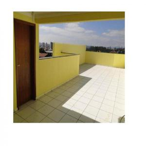 Apartamento Cobertura Ampla Vista Santo André