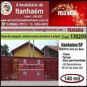 Casa linda a venda em Itanhaém