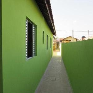 Casa nova em Itanhaém (praia)