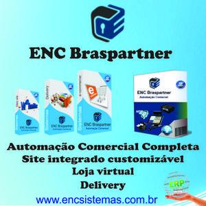 ENC Sistemas Automação Comercial Completo