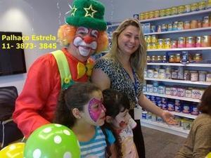 Orçamento de recreadores de festa infantil e