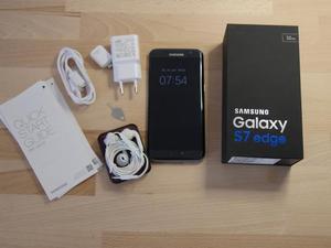 Samsung - Galaxy S7 borda 32GB