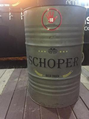 Vendo beer truck pronto para trabalhar