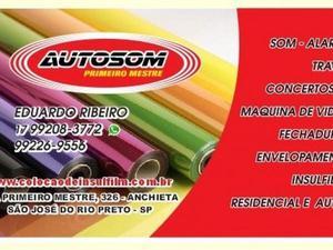 Insulfilm para seu carro 17 99208 3772